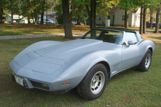 Possible '79 Corvette Turbo Prototype Found On Craigslist