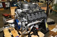 Coyote Swap: 575 hp ROUSH Blown 5.0 Goes Into Project sidewayS197