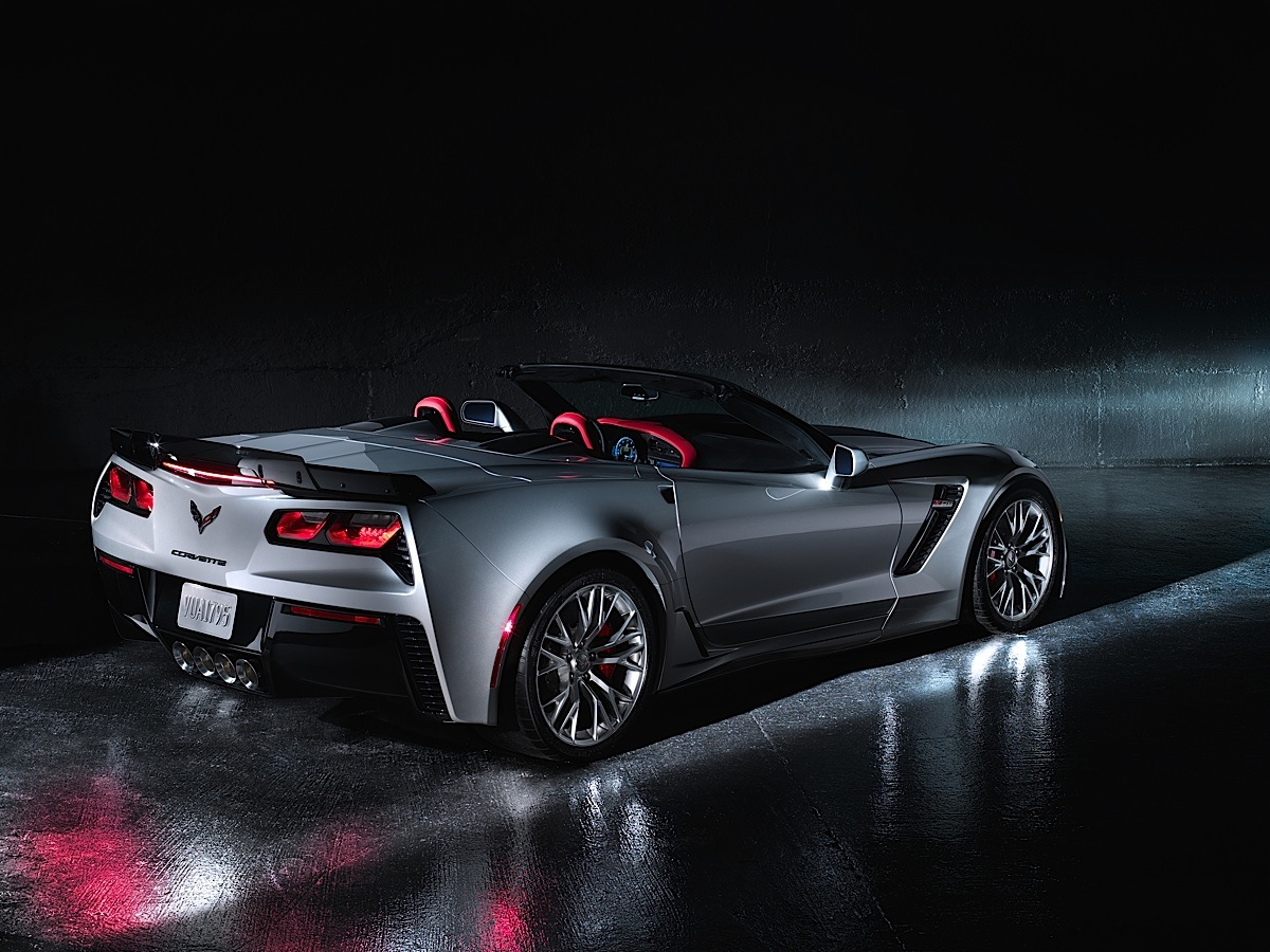 Factory-Made Fireball: The Past And Present Of The Corvette Z06