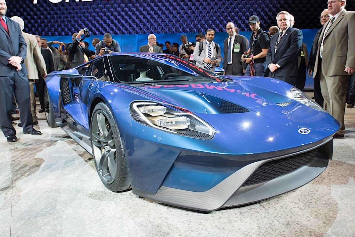 Live Coverage: Fords At 2015 North American International Auto Show