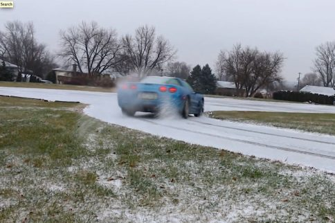 Video: Winter Still Presses On, Some Folks Can't Wait for Spring