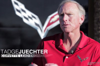 Video: Tadge Juechter Talks About The C7 Z06 And 2016 CTS-V