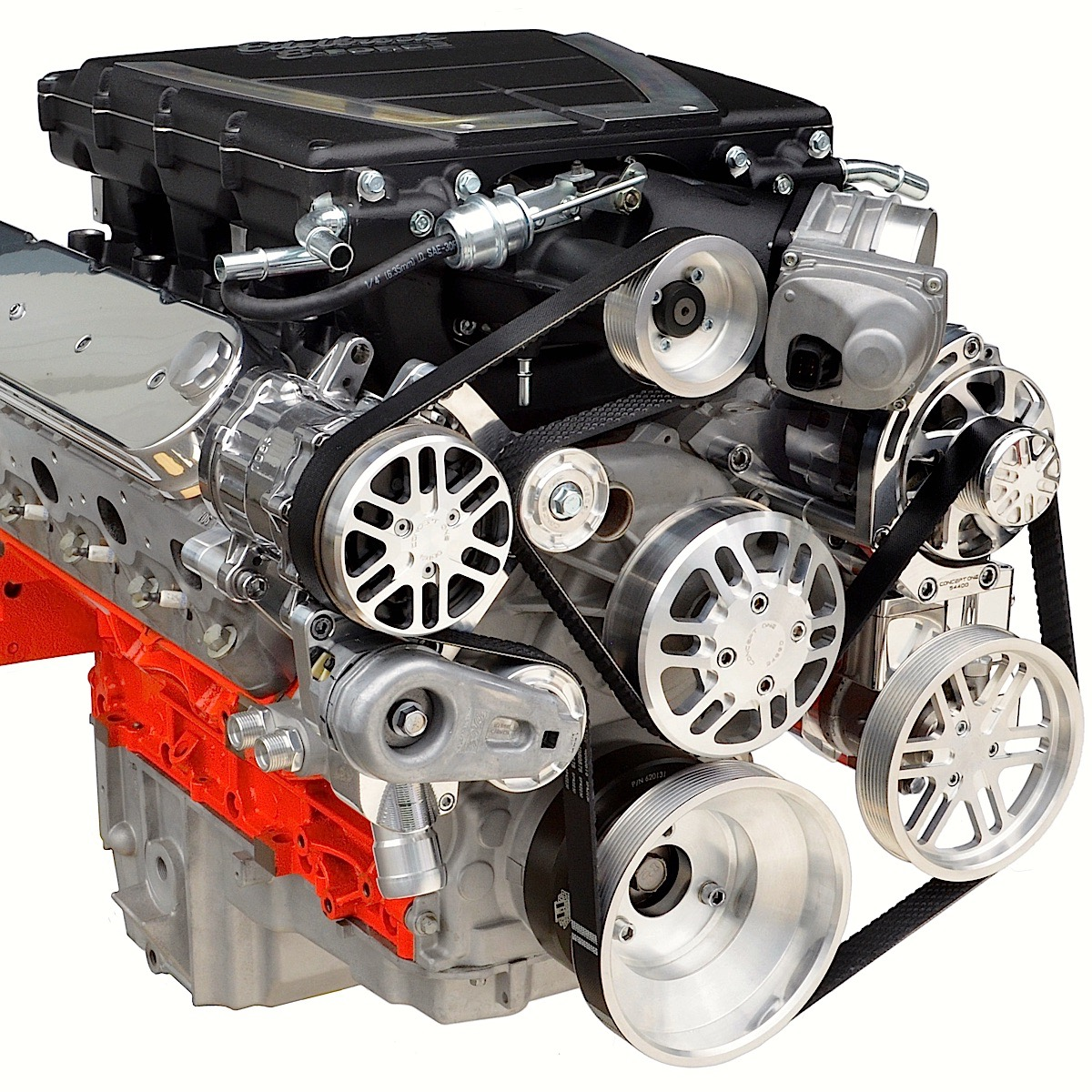 Whipple Superchargers Ls2: Concept One Kits Simplify Supercharger Installs On LS Engines