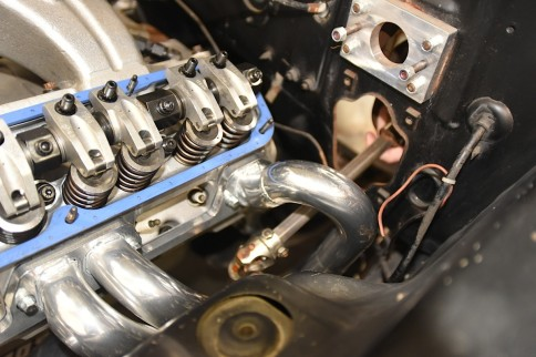 Doug's Headers Creates Perfect Pipes For Our 1966 Plymouth Barracuda