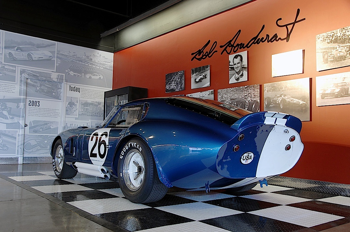Musclecars You Should Know Shelby Cobra Daytona Coupe Street Muscle