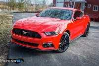 Mustang EcoBoost Tuning With SCT's X4 Powerflash Handheld Tuner