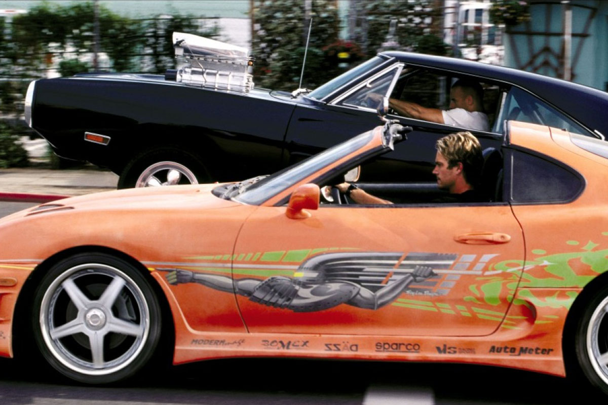 Video Behind The Scenes Of The Cgi Free Fast And Furious Stunts