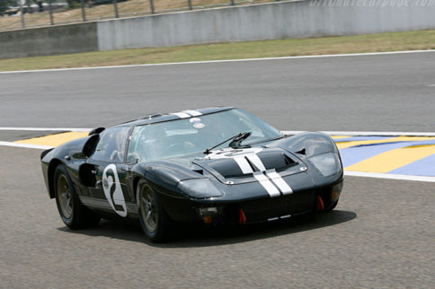 Video: RK Motors Charlotte To Restore Famed #P1046 GT40 From Le Mans