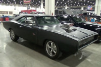 Video: The Cars From The Fast And The Furious At Detroit Autorama