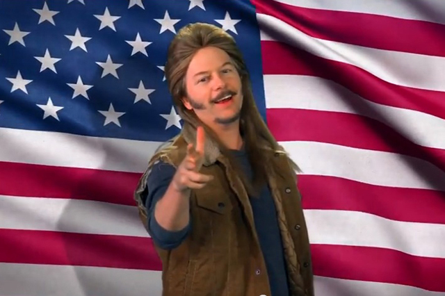 Life's A Garden, Dig It - Joe Dirt 2 Is Actually Happening