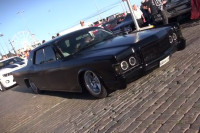 Like A Gangster: 1969 Lincoln Continental Caught Cruising in Finland