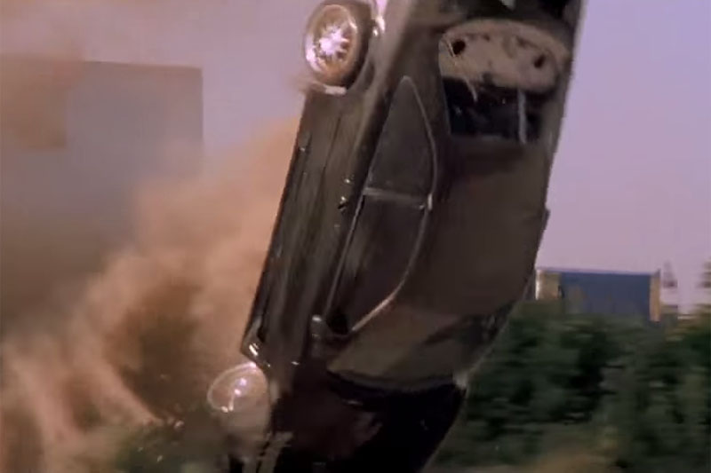 Video: All Of The Crashes Of The Fast And The Furious In One Clip