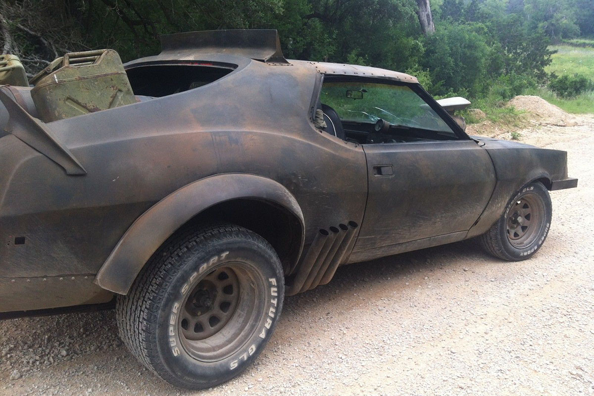 Mad Max Car For Sale >> Mad Max-Style AMC Javelin Is Seriously Awesome, Up For Grabs - Street Muscle
