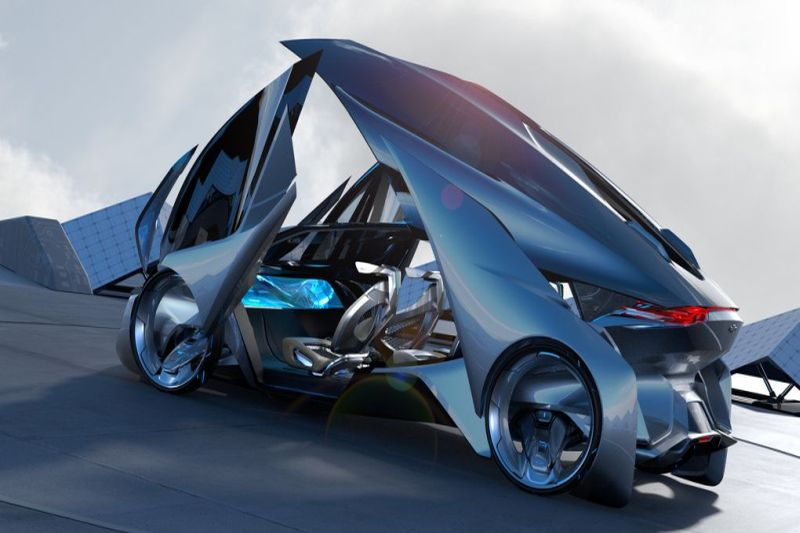 Is Muscle Obsolete Are Self Driving Sports Cars Cars The Future - Current sports cars