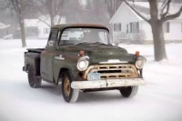 This '57 Chevy Keeps its Owner--and Reliability, for 38 Years