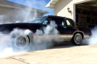 Video: Our Favorite Cutlass Pulls Off 158 MPH In The Half-Mile Run