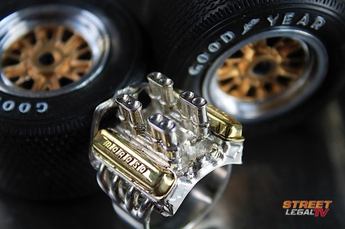 Gotta Have It! We Get Our Hands On Those Really Cool Engine Rings