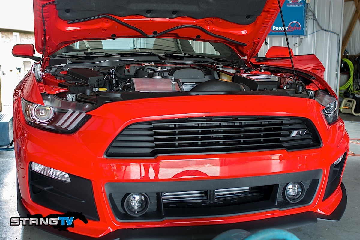 More EcoBoost Power Gains With Turbosmart's Wastegate Actuator