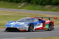 Video: Ford GT Set For Four Car Team and Return to Le Mans in 2016