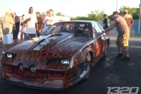 Video: Watch This 3200 Horsepower Camaro Blaze Down the 1320