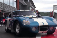 Carroll Shelby's Personal Daytona Roars Around Spa-Francorchamps