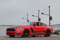 Prize Alert: Win A Tricked Out Hooker Blackheart '15 Mustang GT