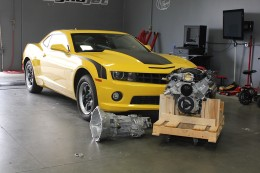 Project Lucky 13 Build Thread: Updates On Our Road-Racing Camaro