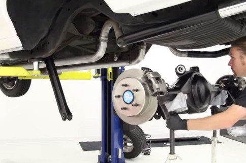 Currie Makes it Easy: GM A-Body Rear End Install
