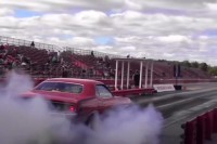 Video: Hemi Grudge Match 1968 Hemi Roadrunner vs 1970 Hemi 'Cuda