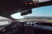 Video: Sit Shotgun For A Mustang Hot Lap Around Silverstone