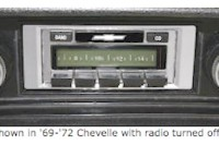 Video: Custom Autosound Radio Blends Classic Looks With Modern Sound