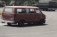 The D-Van Grand Prix Gives New Life To Old Dodge Ram Vans