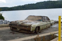 Video: Human Remains Found In Sunken Pontiac Missing Since 1972