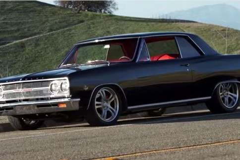 Moderation Is Key With This Chevy Malibu