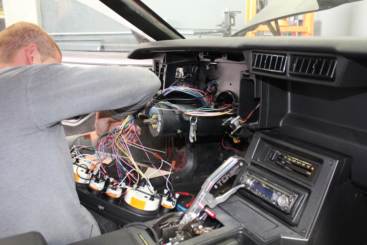 Project Respect: Classic Industries' Camaro Dash Panel Upgrade