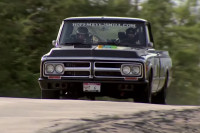 Video: Check Out This 600 HP GMC Pickup Run Targa Newfoundland