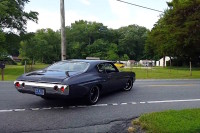 Video: '71 Turbo 5.3 Swapped Chevelle Displays Its Anti-Lag