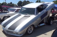 Video: A Street Legal 1966 Chevy Corvair Funny Car