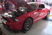 Video: 1,200+ Wheel Horsepower Shelby GT500 On The Dyno