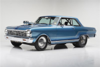 Dobbertin's Nova Up For Sale at September Barrett-Jackson Vegas