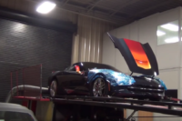 Video: Livernois Motorsports Pushes A Corvette C7 To Over 700 HP