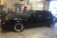 Twin Turbocharged LSA Swapped 1987 Buick Grand National