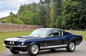 On the Trail of the Blue Lady: Jim Morrison's Lost 1967 Shelby GT500
