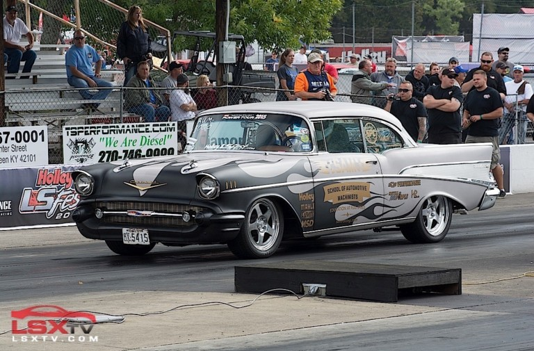 SAM Racing Students Took This '57 From Heap To Pro Tourer In 8 Weeks