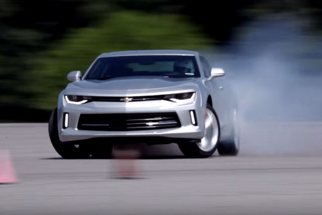 Michael Tung Might Have The Best Job At GM: Drifting The 6th Gen