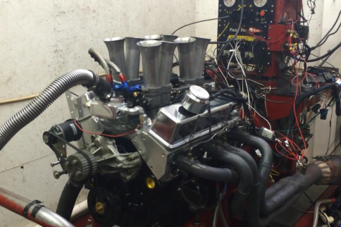 Video: Small-Block Chevy Puts Out 574 Horsepower