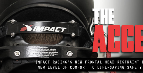 Hands-On with Impact's Accel Frontal Head Restraint