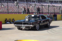 Video: Roxanne Is A 1969 Charger RT With A 1,000 HP Blown 572 Hemi