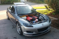 From Tired to Triumph: LS1 Swapped Mazda RX-8 On The Way To 500 hp