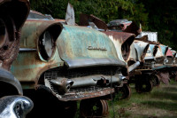 Washington's Hidden Classic Car Wrecking Yard